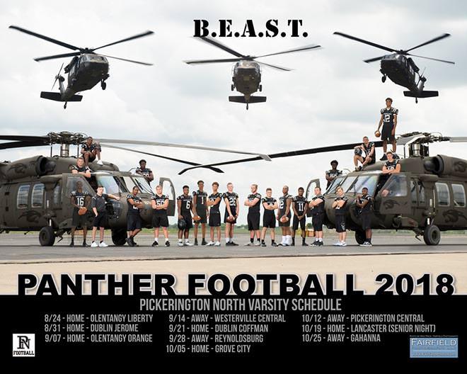 Large Team Spirit Poster