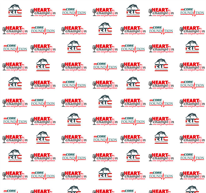 Sample Step and Repeat Background